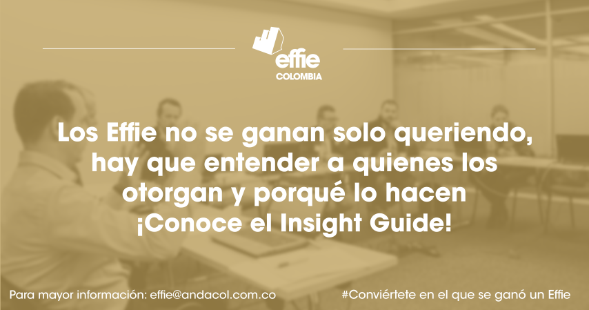 insight guide effie 2019 03